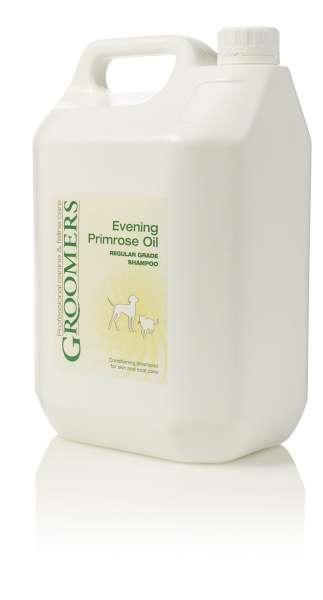 Groomers Evening Primrose Shampoo, 5l