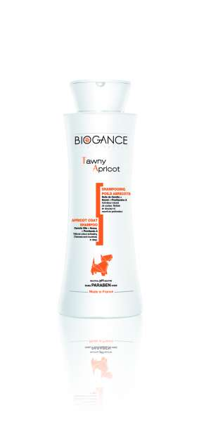Biogance Tawny Apricot   Shampoo