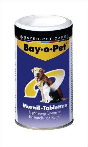 Bay-o-Pet Murnil, 80 Tabletten