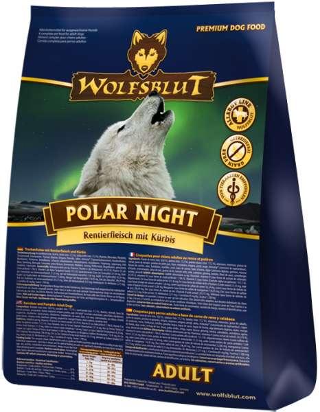 Wolfsblut Polar-Night, mit Rentier & Kürbis