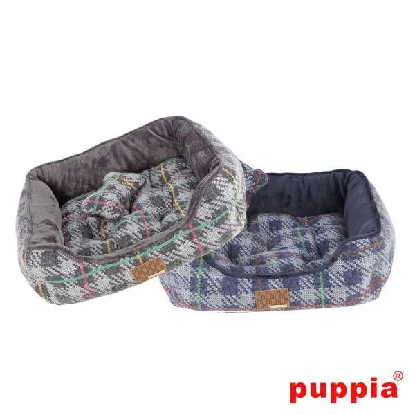 Puppia ® Eldric House | Kuschelbett | 49x38x18.5cm