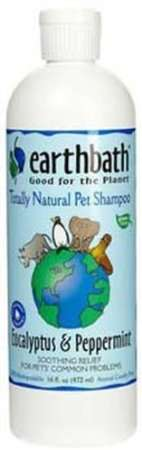 Earthbath Shampoo Eukalyptus & Pfefferminz