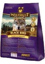 Wolfsblut Black-Bird Puppy, mit Truthahn & Süßkartoffel
