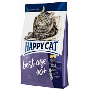 happycat best age 10 mit lamm gefl gel happy cat trockenfutter katzenfutter. Black Bedroom Furniture Sets. Home Design Ideas