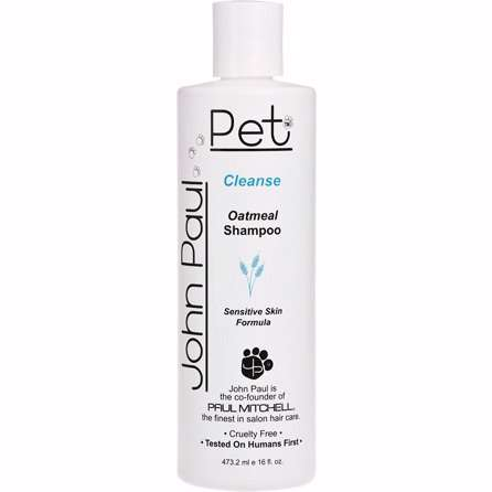 John-Paul-Pet Oatmeal Shampoo