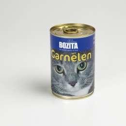 Bozita Cat, mit Garnelen, 6x410g
