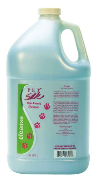 PET-Silk Rainforest Conditioner, 473ml