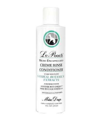 Les Poochs LE Pooch Creme Rinse Conditioner | für Rüden