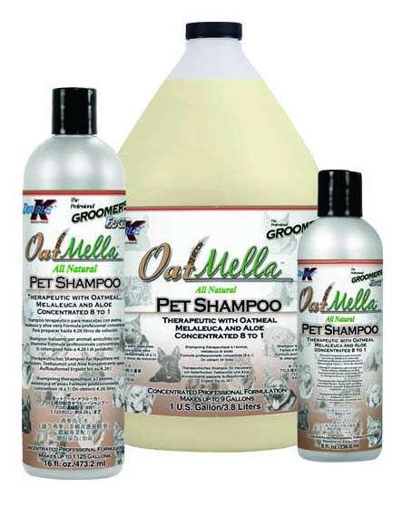Double-K OatMella Shampoo