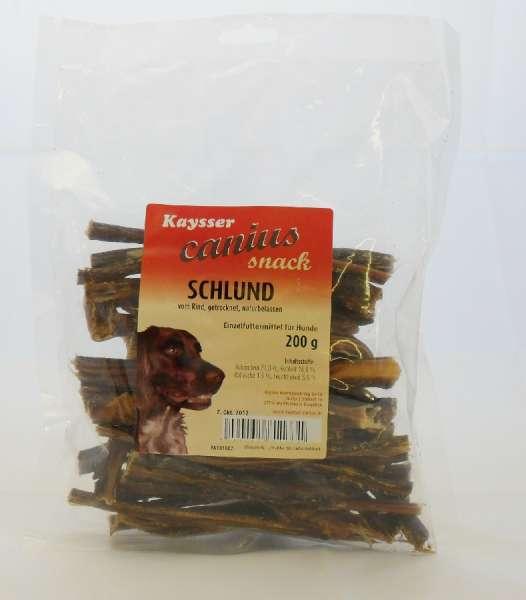 Canius Schlund, getrocknet, 200g