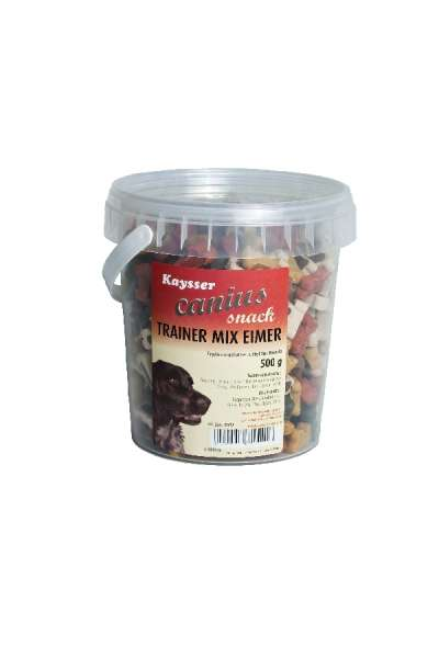 Canius Trainer, Mix Eimer, 500g
