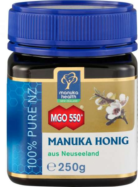 Manuka-Health Manukahonig | MGO 550+