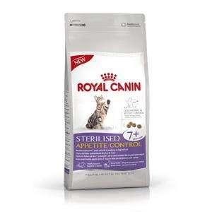 Royal Canin Sterilised   Appetite Control +7