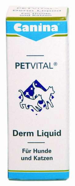 Petvital Derm-Liquid