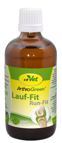 cdVet Arthro-Green Lauf-Fit, 100ml