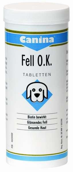 Canina Fell O.K. Tabletten