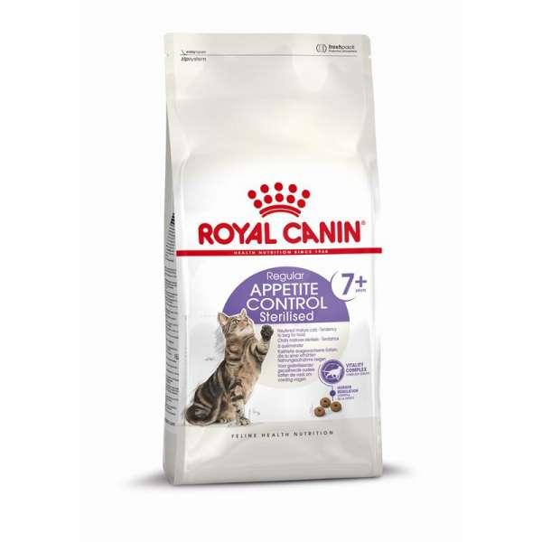 Royal Canin Sterilised +7 | Appetite Control
