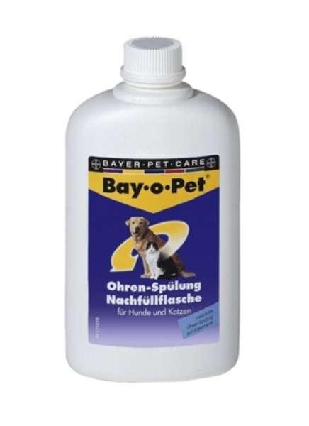 Bay-o-Pet Ohrenspülung | Nachfüllpackung | 250 ml