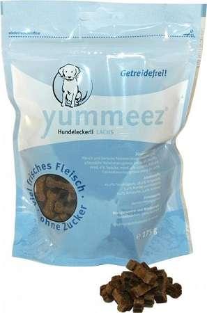 Yummeez Hundesnack, Lachs, getreidefrei, 175g