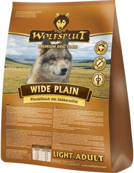 Wolfsblut Wide Plain Light | getreidefreies Hundefutter