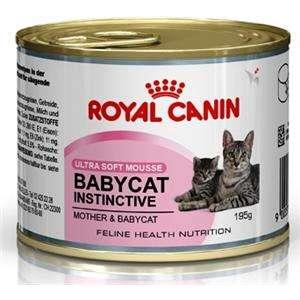 Royal Canin Babycat Instinctive, 6x195g
