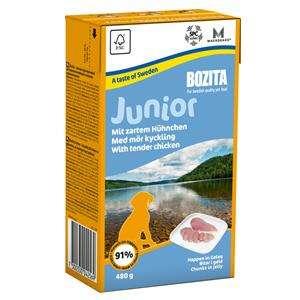 Bozita Happen in Gelee, Junior, 6x480g