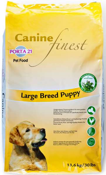 Porta21 Finest Large-Breed | Puppy