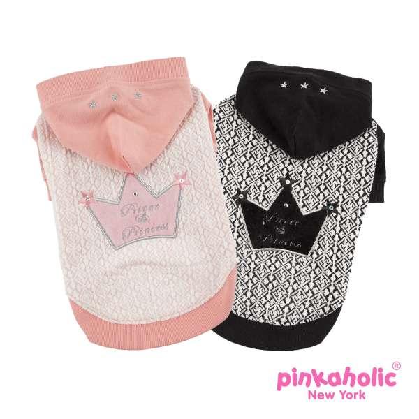 Pinkaholic ® Prince & Princess Hundejacke | Hundemantel