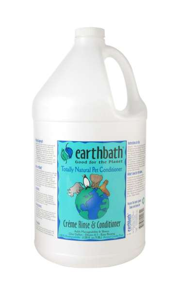 Earthbath Creme Rinse Conditioner, Oatmeal & Aloe