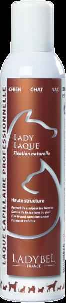 LadyBel Lady Laque   300ml Modellspray für Hunde