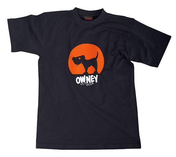 Owney Spotlight T-Shirt | Unisex | dunkel-grau