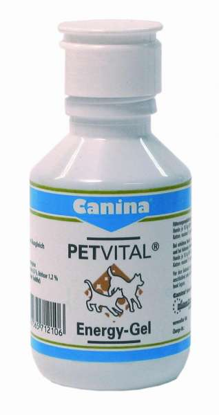 Petvital Cat Energy-Gel, 100ml