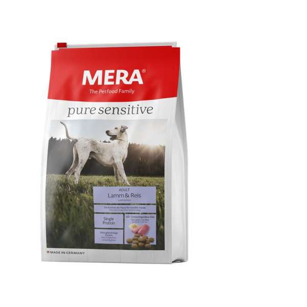 MeraDog Pure Sensitive | mit Lamm & Reis