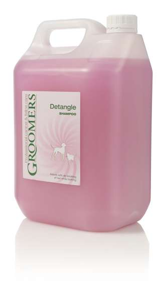 Groomers Detangle Shampoo, 5l