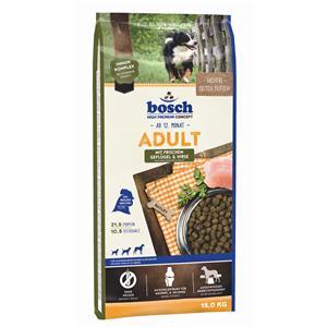 Bosch Adult Dog | mit Geflügel & Hirse | 15 kg