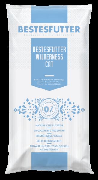 Bestesfutter Wilderness Cat | gluten- & getreidefreies Katzenfutter