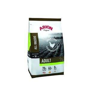 Arion Original Grainfree | mit Geflügel & Kartoffeln | 12 kg getreidefreies Hundefutter