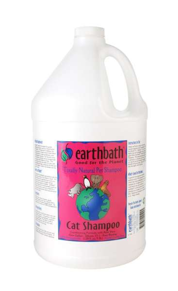 Earthbath Cat Shampoo