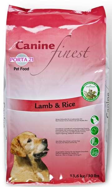 Porta21 Finest Lamm & Reis