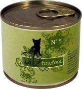 Catz-finefood No 5, mit Lachs