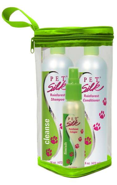 PET Silk Rainforest | Trio Kit