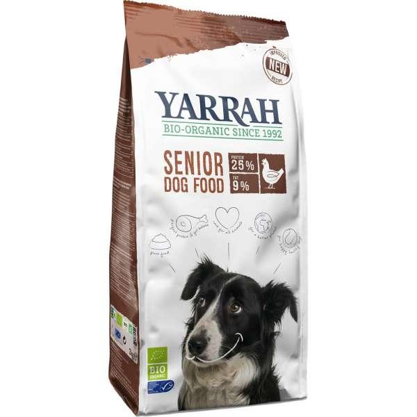 Yarrah Senior Dog BIO | mit Huhn, Fisch & Kräuter