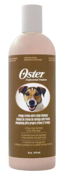Oster Orange Creme | extra reinigendes Shampoo