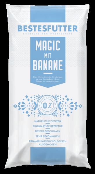 Bestesfutter Magic Banane | gluten- & getreidefreies Hundefutter