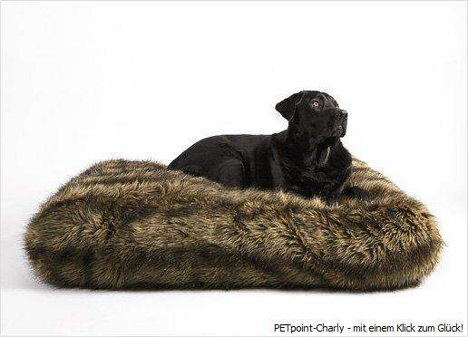 Lex&Max Beanbag Hundekissen ROYAL FUR
