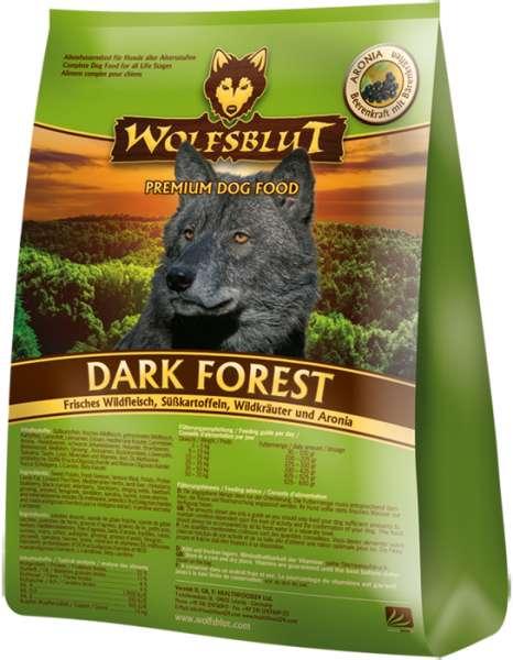 Wolfsblut Dark-Forest | mit Süßkartoffel & Wildfleisch