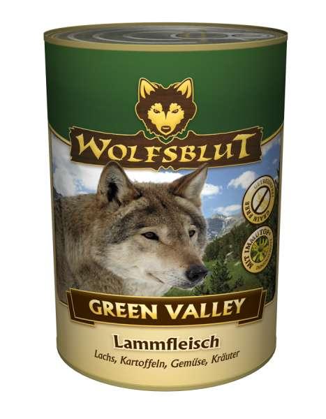 Wolfsblut Green Valley   mit Lamm- & Lachsfleisch