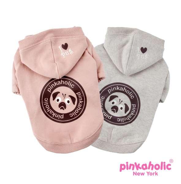 Pinkaholic ® My Pug Hundejacke | Hundemantel