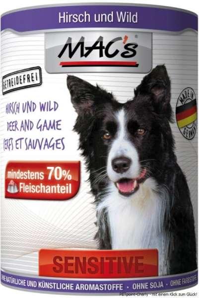 MACs Sensitive, Hirsch & Wild