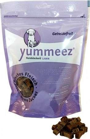 Yummeez Hundesnack, Lamm, getreidefrei, 175g